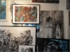Miro Niklewicz – Atelierausstellung 2013