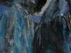 Der Beobachter, 2008, Öl/Acryl auf Leinwand, 60x60cm