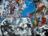 Die neunte Symphonie, 2009, Öl/Acryl auf Leinwand, 300x200cm