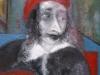 Viva la Revolucion, 2013, Öl auf Leinwand, 60x80cm